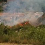 Foc carretera Hortsavinyà (1)