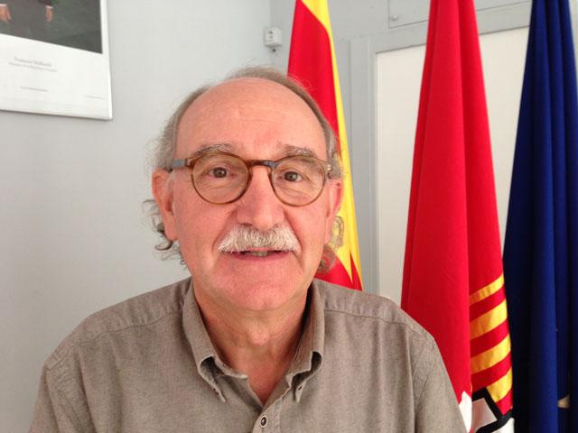 Joan Torrent, primer secretari del PSC de Calella