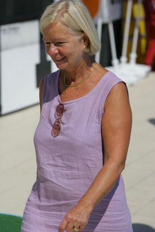 Dorly Strobl, ex-presidenta del Club Natació Calella
