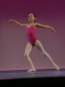 Aleth Zambrano, Escola de Dansa de Calella