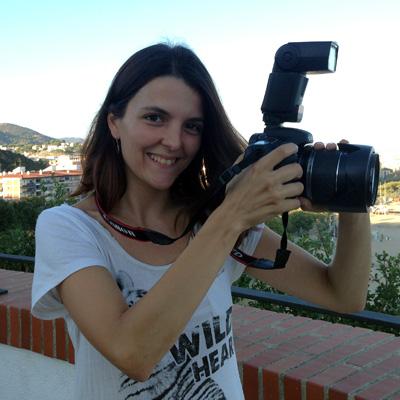 Carol Pretel, fotògrafa