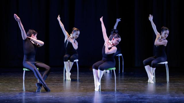 """""""Orquestra"""", la coreografia que els ha valgut la primera plaça per ser a Portugal. Foto: Renata Altieri"""