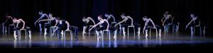 """Un altre moment d'""""Orquestra"""", la coreografia que representraran a la final de la Dancing World Cup. Foto: Renata Vivanco"""