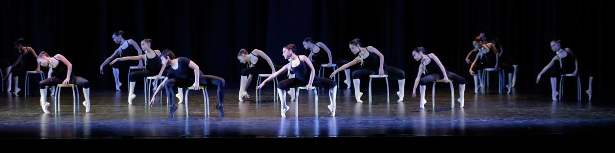 """Un altre moment d'""""Orquestra"""", la coreografia que representaran a la final de la Dancing World Cup. Foto: Renata Altieri"""