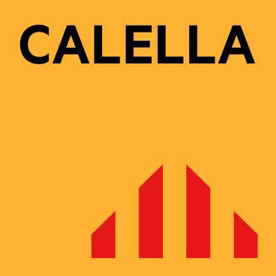 Logo de la secció local d'Esquerra a Calella. Foto: ERC Calella