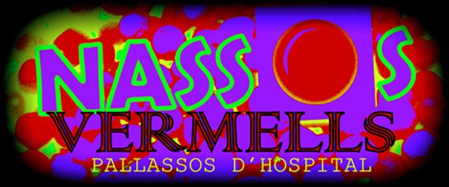 Logo de la nova associació 'Nassos vermells'