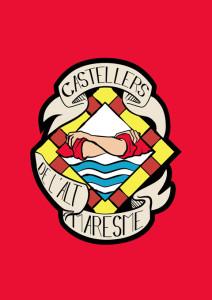 Escut Castellers