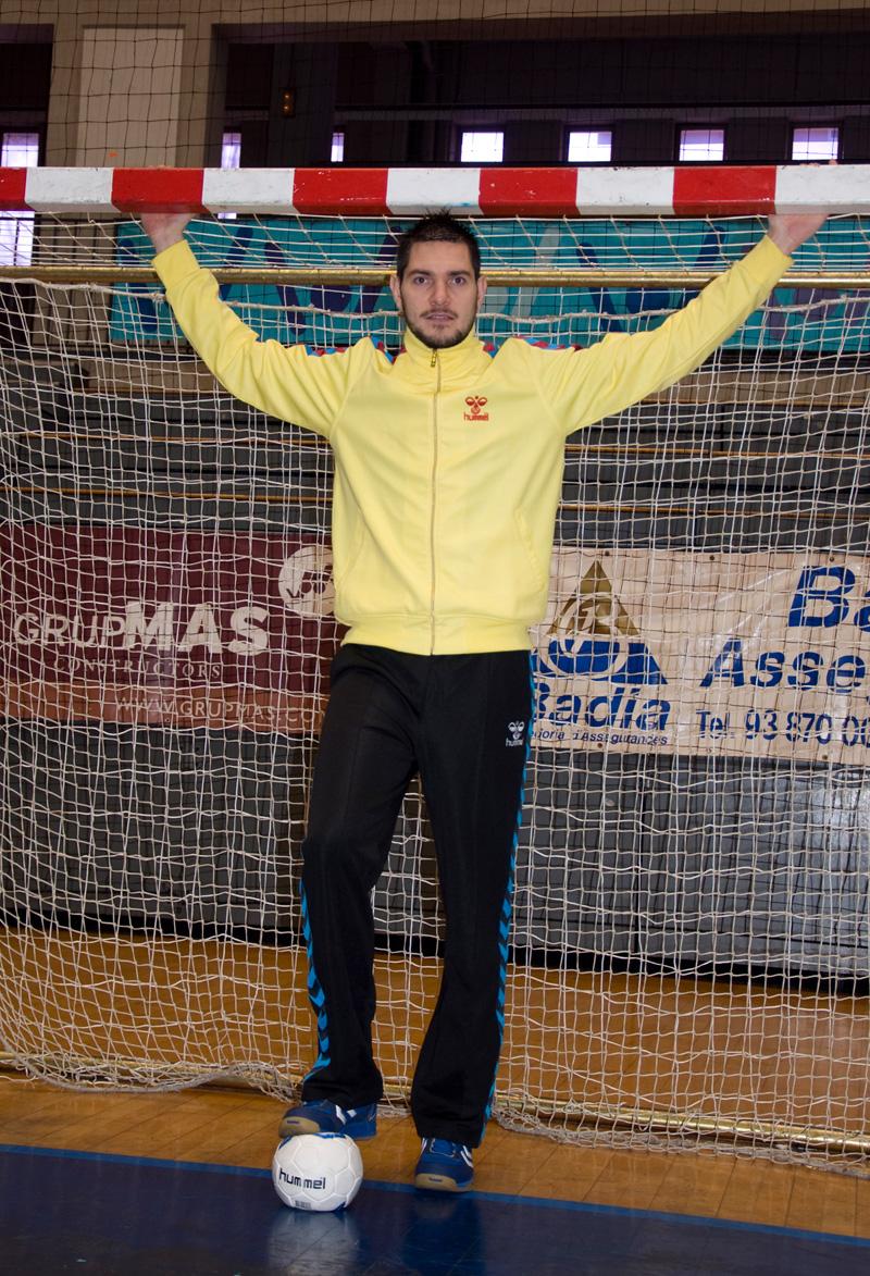 Salva Puig tornarà a jugar, després de recuperar-se de la greu lesió al genoll. Foto: Salva Puig