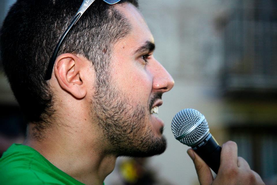 Xavier Ponsdomènech, número 2 d'Entesa per Calella a les Municipals 2015