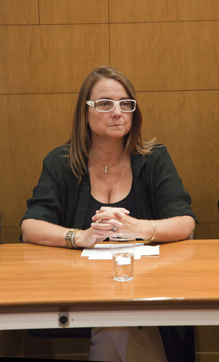 Montserrat Cordón. Foto: Tino Valduvieco