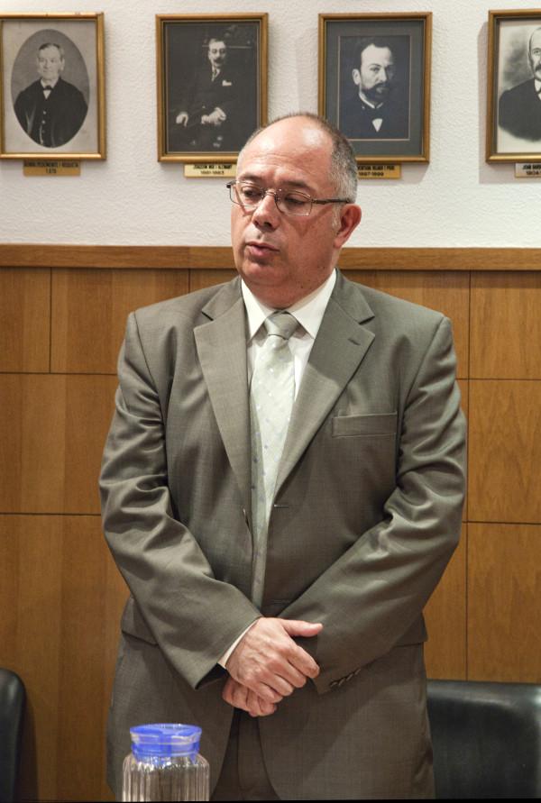 Xavier Pedemonte. Foto: Tino Valduvieco