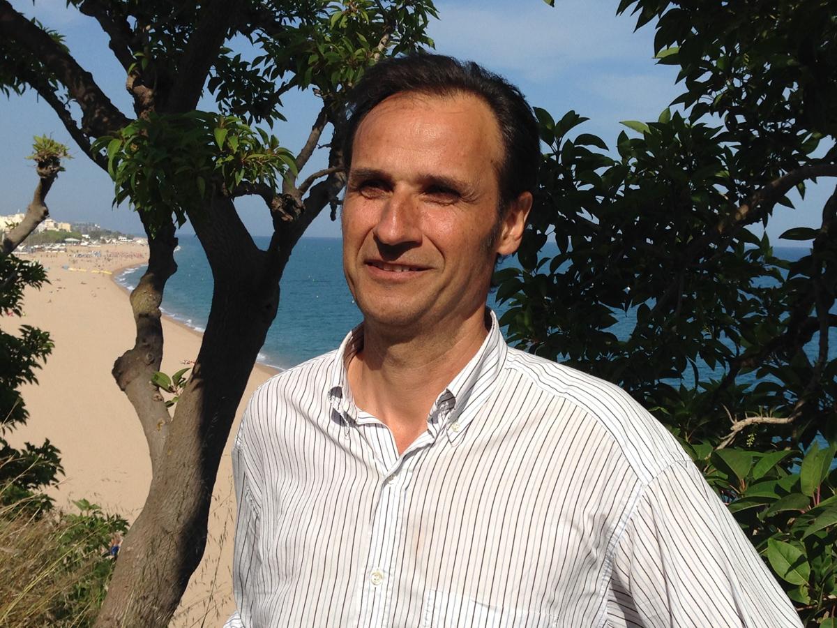 Josep Maria Juhé, regidor del PSC i exalcalde de Calella. Foto: carlespascual.cat