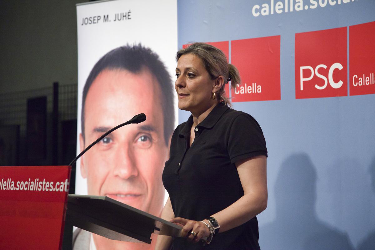 Lídia Font en una imatge d'arxiu. Foto: Tino Valduvieco