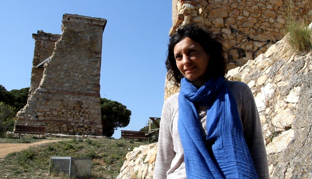 Cristina Gómez, alcaldable per Esquerra Republicana. Foto: Bernat Marrè